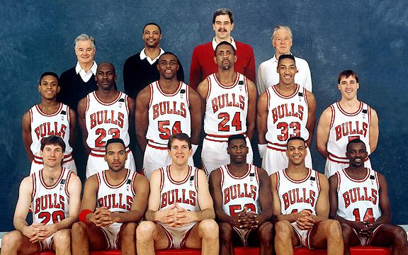 Championship Bulls