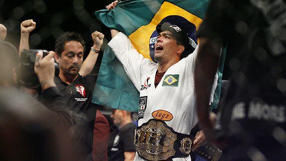 Lyoto Machida MMA UFC