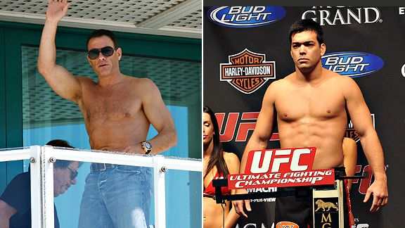 Van Damme to channel Machida