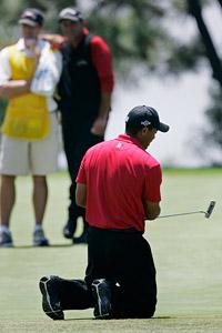 Tiger Woods & Rocco Mediate