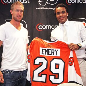Jeff Carter/Ray Emery