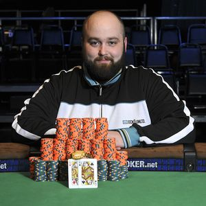 Mohagany Poker Chip Set