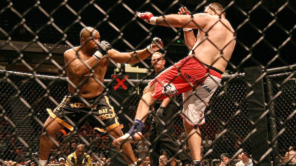 Tim Sylvia, Ray Mercer