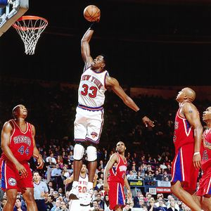 separation shoes 659b1 76870 Nathaniel S. Butler NBAE Getty Images Patrick Ewing played 15 seasons with  the Knicks, leading them to 13 playoff appearances.