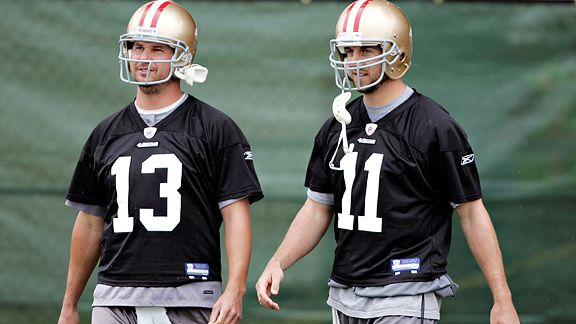 Alex Smith and Shaun Hill
