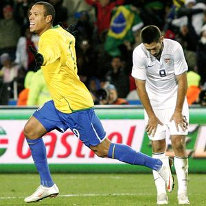 Luis Fabiano & Clint Dempsey