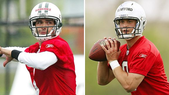 Mark Sanchez/Matthew Stafford