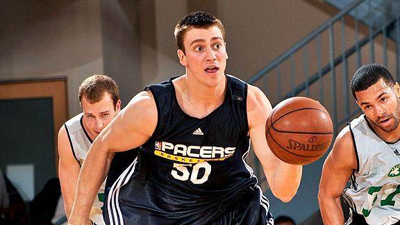 Tyler Hansbrough