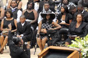 Steve McNair Funeral