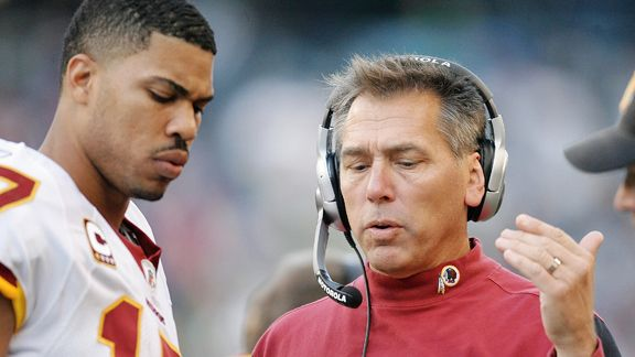 Jason campbell, Jim Zorn
