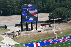 Louisiana Tech Scoreboard