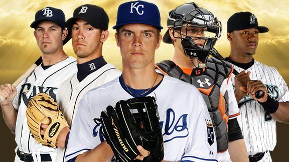 Young MLB Stars