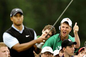 Tiger Woods & Fans