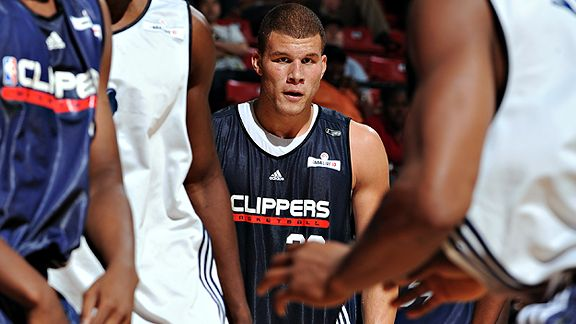 Garrett W. Ellwood/Getty Images Blake Griffin turning the Clippers into