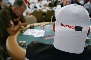 Bodog Poker Hat