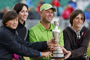 Stewart Cink