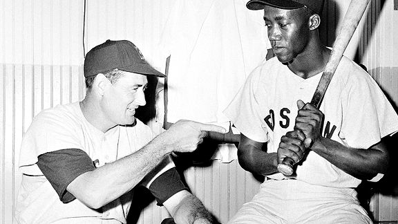 Ted Williams and Elijah