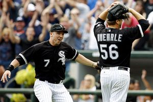 Mark Buehrle & Josh Fields