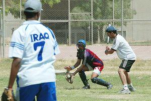 Iraq Baseball
