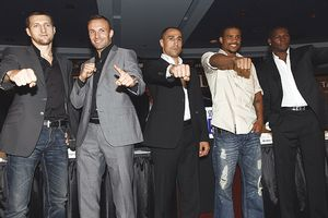 Super middleweight classic