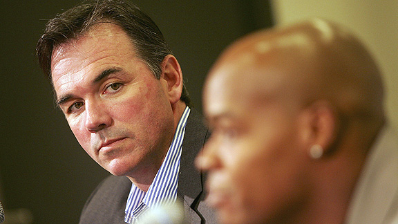 Billy Beane & Frank Thomas
