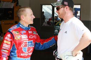 Mark Martin, Dale Earnhardt Jr.