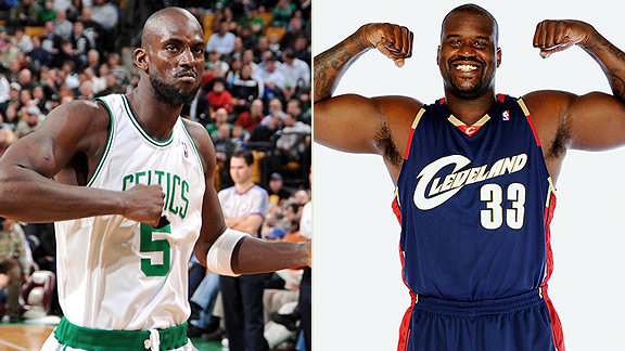 Shaq & KG