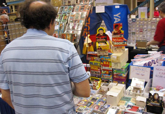 Sports Collectors Convention Gallery