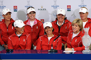 Solheim Cup Team