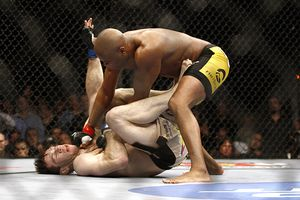 Anderson Silva, Forrest Griffin