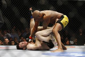 Forrest Griffin, Anderson Silva