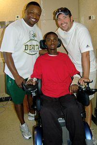 Corey Borner (wheelchair), mathis & galloway