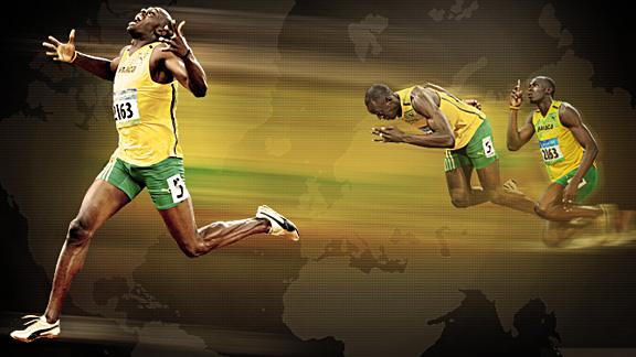 Usain Bolt - Fastest Man