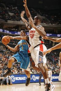 Chris Paul & Emeka Okafor