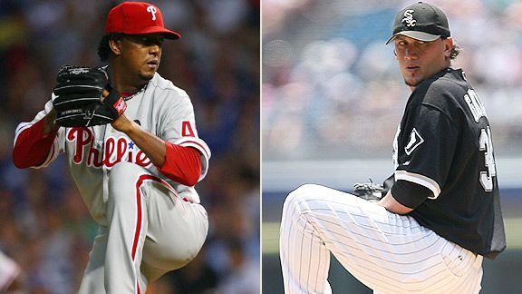 Baseball tonight clubhouse chicago white sox go for - Pedro martinez garcia ...