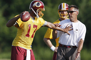 Jason Campbell & Jim Zorn