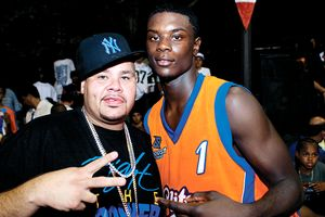 Fat Joe and Lance Stephenson