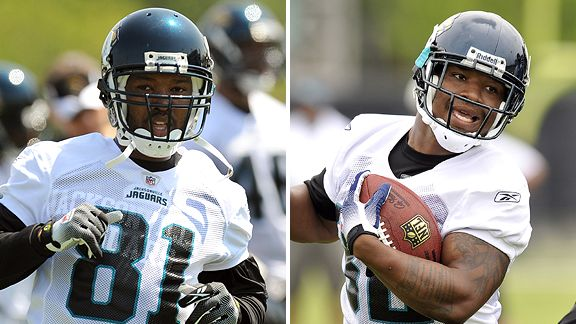 Torry Holt and Maurice Jones-Drew