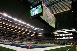 Cowboys Scoreboard