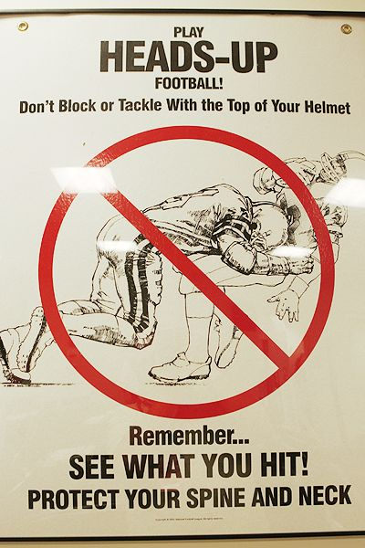 Heads Up Football. Da heck Rise_ap_tackle_sign_400