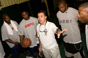 Hoops for Troops