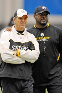 Dick LeBeau, Mike Tomlin