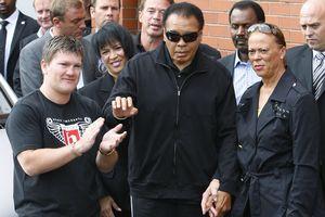 Ricky Hatton, Muhammad Ali