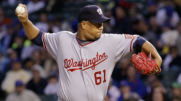 Six Degrees To Livan Hernandez