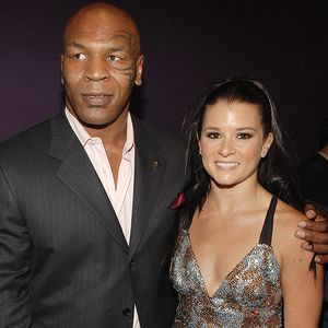 Mike Tyson and Danica Patrick