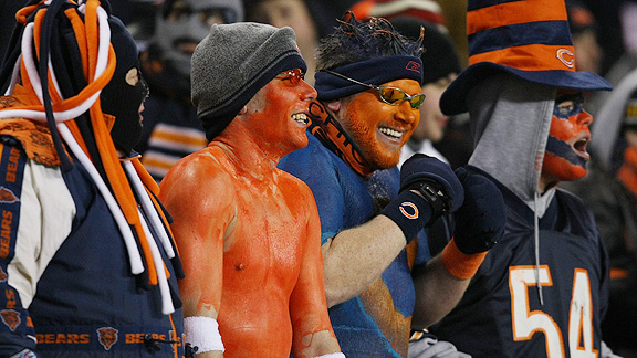 Bears Fans