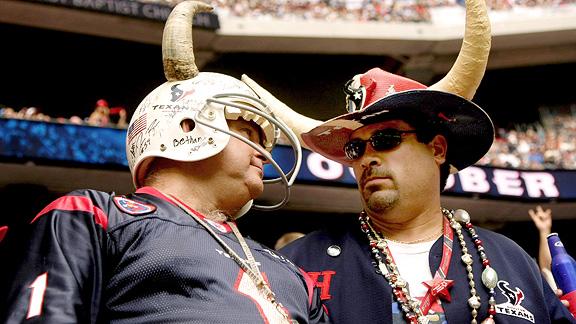 Texans Fans