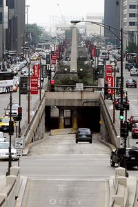 Lower Wacker