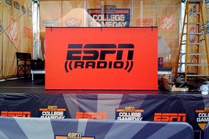 ESPN Radio Sign (College Gameday)