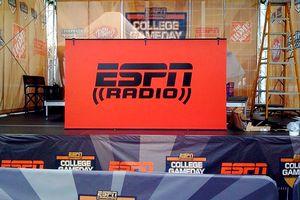 ESPN Radio Sign (College Gameday)